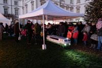 Mobile Anlage: Schloss Bensberger Weihnachtsmarkt - Dezember 2014