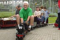 Mobile Anlage: Vor zukünftigem Neulandpark (2002)