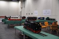 Messe: Internationale Modellbahn Ausstellung (IMA) / Echtdampftreffen Köln 2016