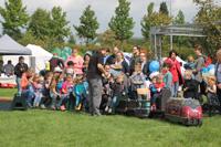 Mobile Anlage: LEVspielt³ - Kinderfest der Stadt Leverkusen 2017