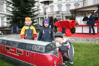 Mobile Anlage: Schloss Bensberger Weihnachtsmarkt - Dezember 2009