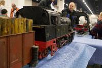 Messe: Internationale Modellbahn Ausstellung (IMA) / Echtdampftreffen Köln 2012