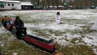 Mobiler Fahrtag Weihnachtsmarkt im Waldbald 2018 (Tag 2)