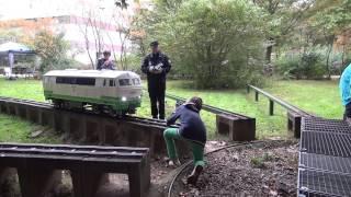 Die Dampfbahn Leverkusen e.V. stellt sich vor (HD) (07:01)