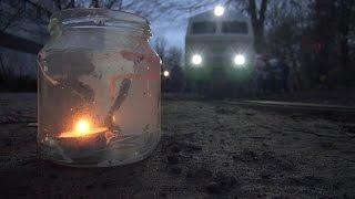 Eisenbahn im Kerzenschein   Nikolausfahrten beim DBL (HD) (06:09)