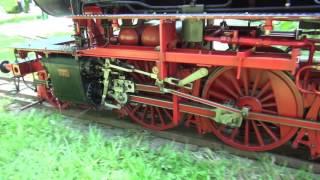 Dampfbahn Leverkusen stellt sich vor   Messevideo 2016 (HD) (14:44)