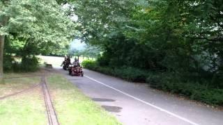 Mit dem Dampftraktor durch Leverkusen (HD) (05:27)